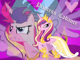 Princess Cadence Wallpaper by Ichigooneechan66