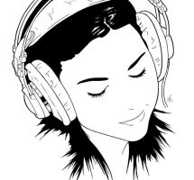 Serenity - Amy Lee by LRitchieART