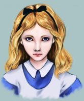Alice by rynarts