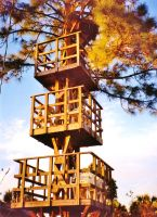 Our Treehouse Built by My Husband {Photo 16} by Empress-XZarrethTKon