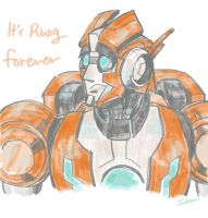 scribble Rung by kakjelly
