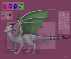 Zanna Reference by Seria-The-Dragoness