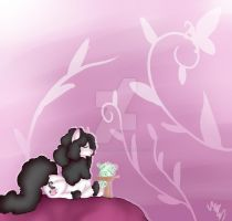 Poodle DTA entry by CookieSweet-Adopts