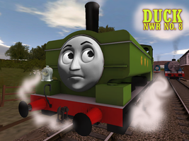 Duck - NWR No. 8 by TheDirtyTrain1