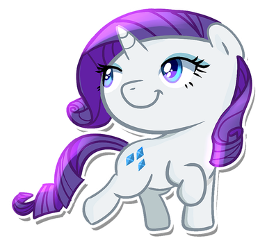 Rarity by pepooni