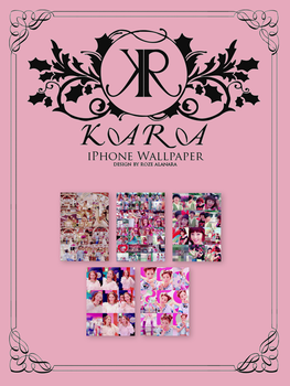 KARA's iPhone Wallpaper Collection [4] by RoOZze