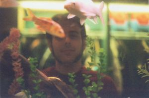 Steve with the Fishes by sleepyhead12567