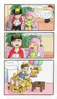 AB10 - I Choose You, IKEAChu by HJSoulma