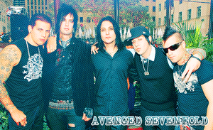 Avenged Sevenfold by BriellaLove