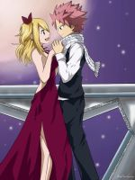 NaLu: A little while longer is never enough for me by Joshdinobarney