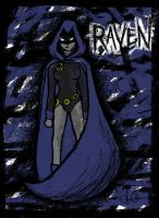 Raven - In Living Color by Chexee