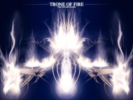 Trone of Fire by Tjeemp