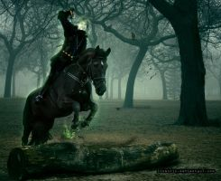 Headless Horseman by Zinantis