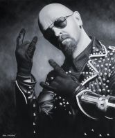 Rob Halford by CHAOSART666