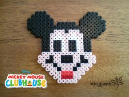 Mickey Mouse by RockerDragonfly