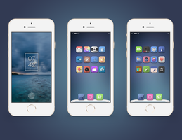 December iPhone6 *Minor Update* by d0ink