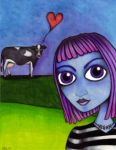 Vegan Girl 2007 by veganwitch