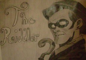 The Riddler by TeamOf1