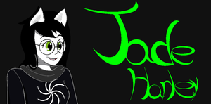 Jade Harley by CharmArtist