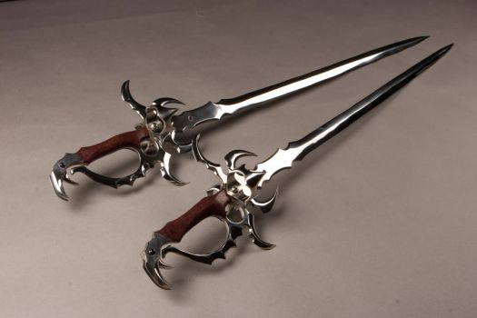 fantasy rapiers by Licataknives