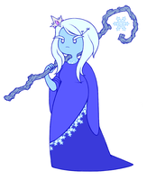 Adventure Time DnD OC #1 by RoughReaill