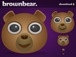 BrownBear Icon by KyleBolton