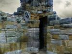 The Walls Of Whitby Abbey by Estruda