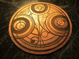 Seal of the Timelords by NBitWonder