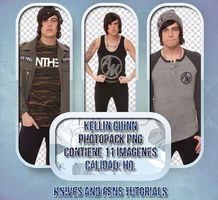 +Kellin Quinn PNG Pack. by Knives-PensT