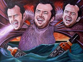 'Jack Attack' by davidmacdowell