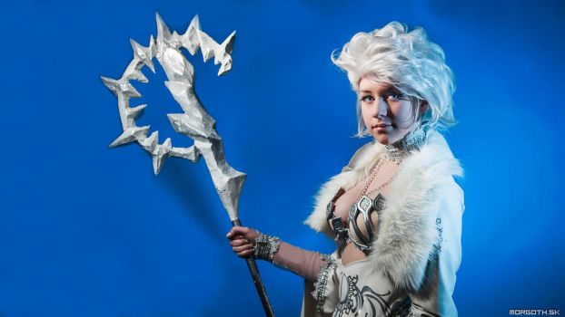 Ice Witch by morgoth87