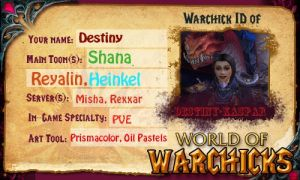Warchick ID by Destiny-Kaspar