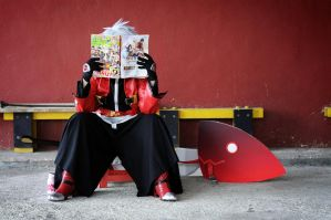 Wheel of Fate (off set) - Ragna and DS by tenjin-kai