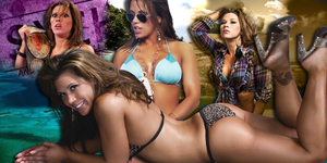 Mickie James by Morrison17