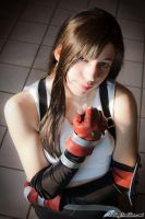 Tifa Lockhart by FallingFeathers