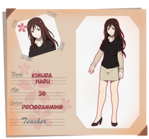 SH Teacher app - Kimura by Hebi-no-Majo
