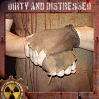 Short Tan Wasteland Gloves 2 by DirtyandDistressed