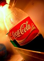 Coke by clarences