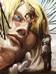 female titan and the freak by Lhax