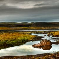 ICELAND - Laki2 by PatiMakowska