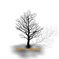 Tree Brush (free download) by MarkoPeach