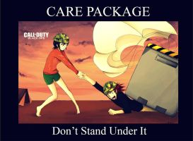 Care Package On The Way by Mobis-New-Nest