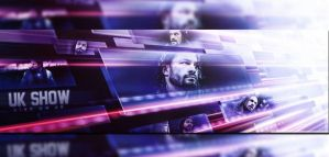 Roman Reigns Cover (UK Show) by Xx-Elonsol-xX