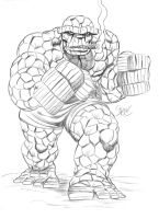 The Thing by markman777