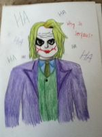 Why so serious? by nevishere
