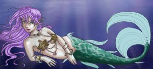 Original Mermaid Idea by OtakuEC