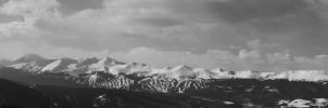 Breck and Surrounding Mountains by FireAroundTheBrim