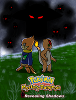 Pokemon Mystery Dungeon comic by pyrofiend324