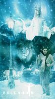 A Vision of Narnia by Valerhon