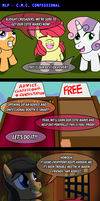 MLP: CMC Confessional by AniRichie-Art